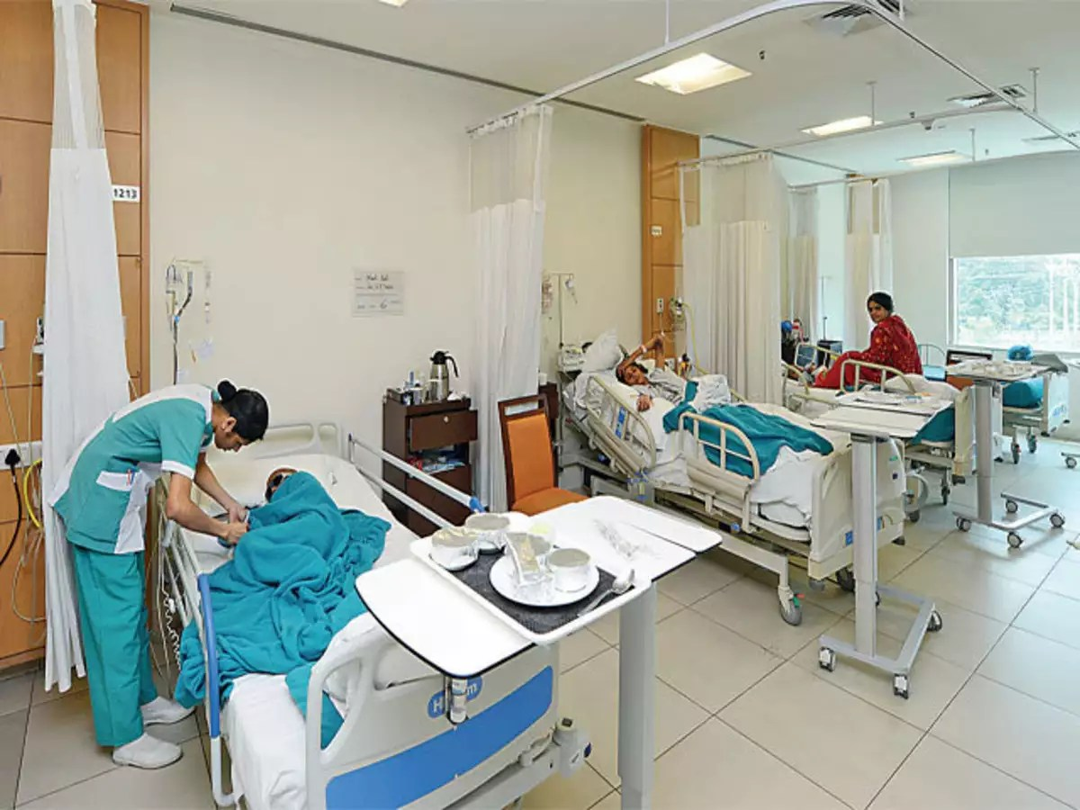 Not All Is Well With India S Corporate Hospital Chains The Economic Times