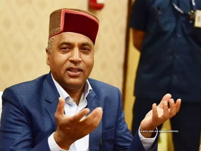 Come forward for testing by 5 pm or face action: Himachal Pradesh CM to  Tablighi Jamaat members - The Economic Times