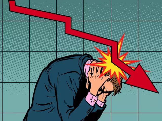 Sensex Crash | Why is Sensex Falling?: Sensex sinks 2,000 points, Nifty  below 10,500; RIL plunges 12% - The Economic Times
