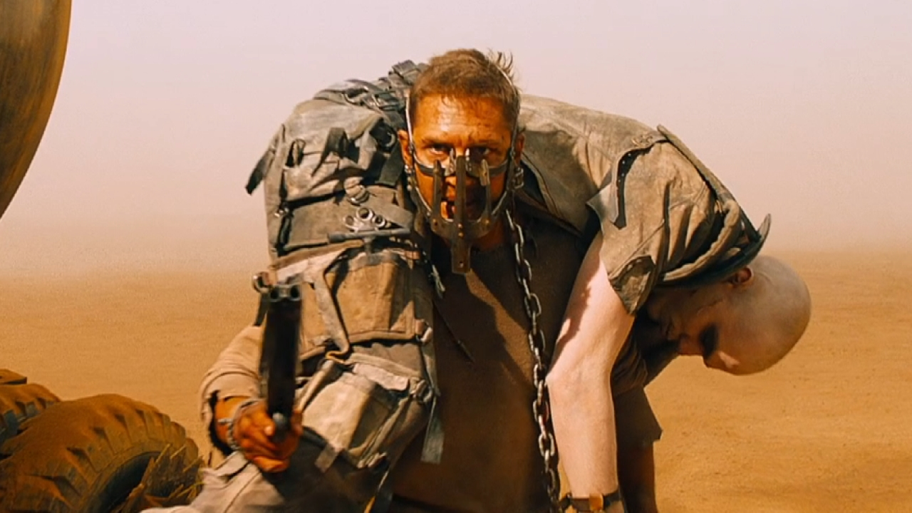 Image result for tom hardy mad max
