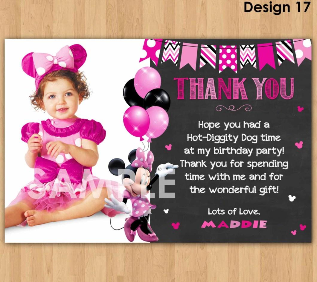 thank you message for birthday invitation | Invitationjdi.co