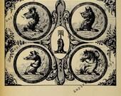 Heraldic Crests - Digital...