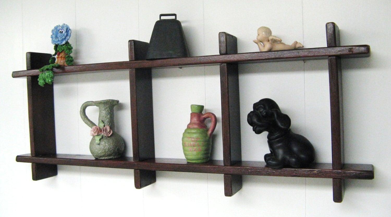 Knick Knack Shelf Plans