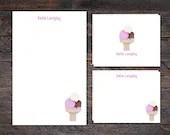 Ice Cream Stationery - Ne...