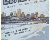 Visit Edmonton - Alberta's Own Frozen Wasteland poster
