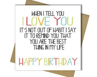 65th Birthday Card Etsy
