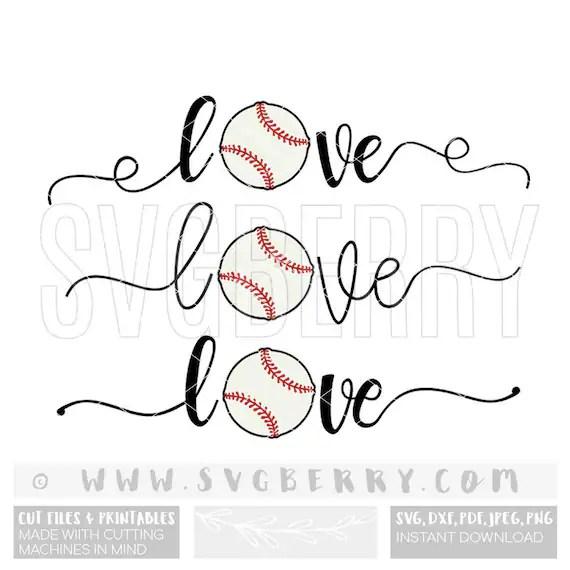 Download Love Baseball SVG / Baseball Mom Shirts / Baseball Shirt ...