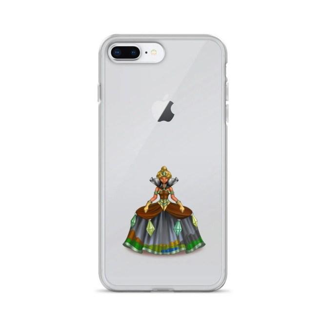 Rengirl iPhone Case: Eart...