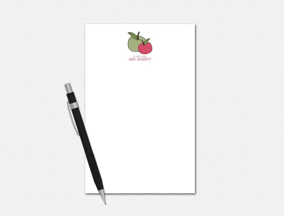 Personalized Notepads - P...