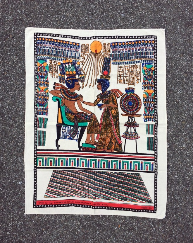 King Tut and Wife -- Vint...