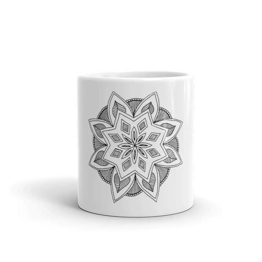 Mandal Inspiration Mug...