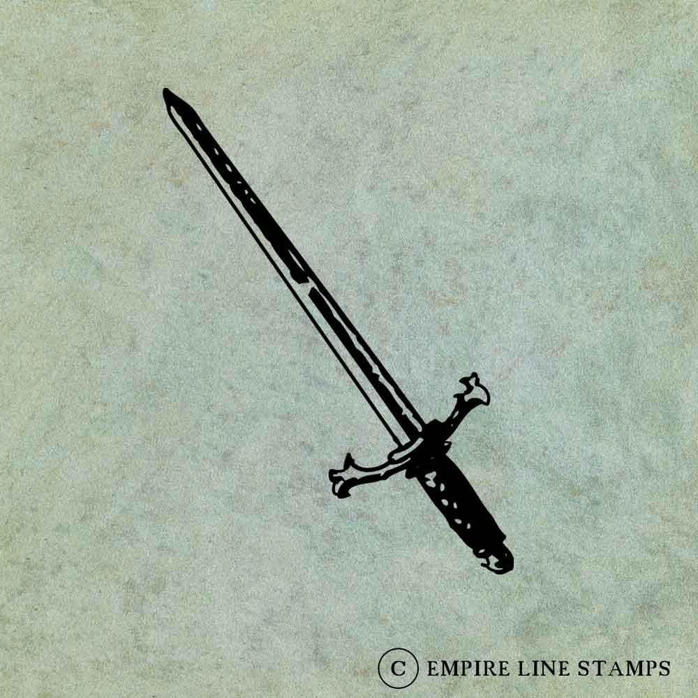 Sword - Antique Style Cle...