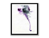 Elephant Abstract Waterco...