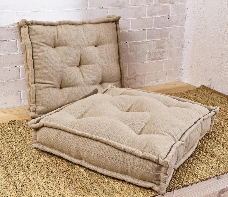 Best Kitchen Gallery: Tufted Wool Filled Cushion Floor Cushion Chair Cushion of Chair Cushions  on rachelxblog.com