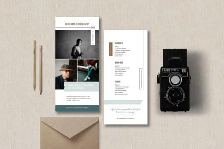 Invoice Template Google Docs Photography Brochure Templates Best - Photography brochure templates
