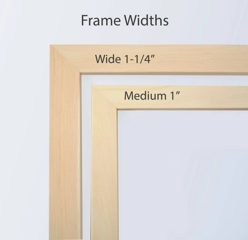 Single Black A3 Frame With A4 White Mount | Frameswalls.org