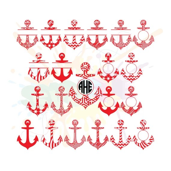 Download SVG Anchor Cricut SVG Files for Cutting Sailing Boat Designs