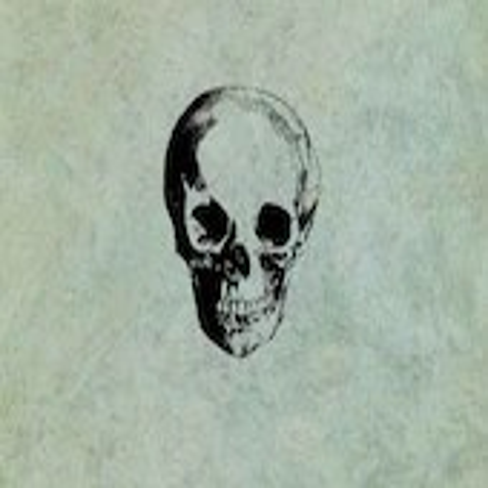 Skull #2 SMALL - Antique ...