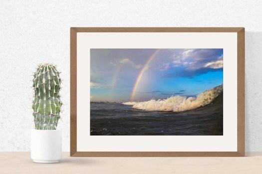 Double Ocean Rainbow from...