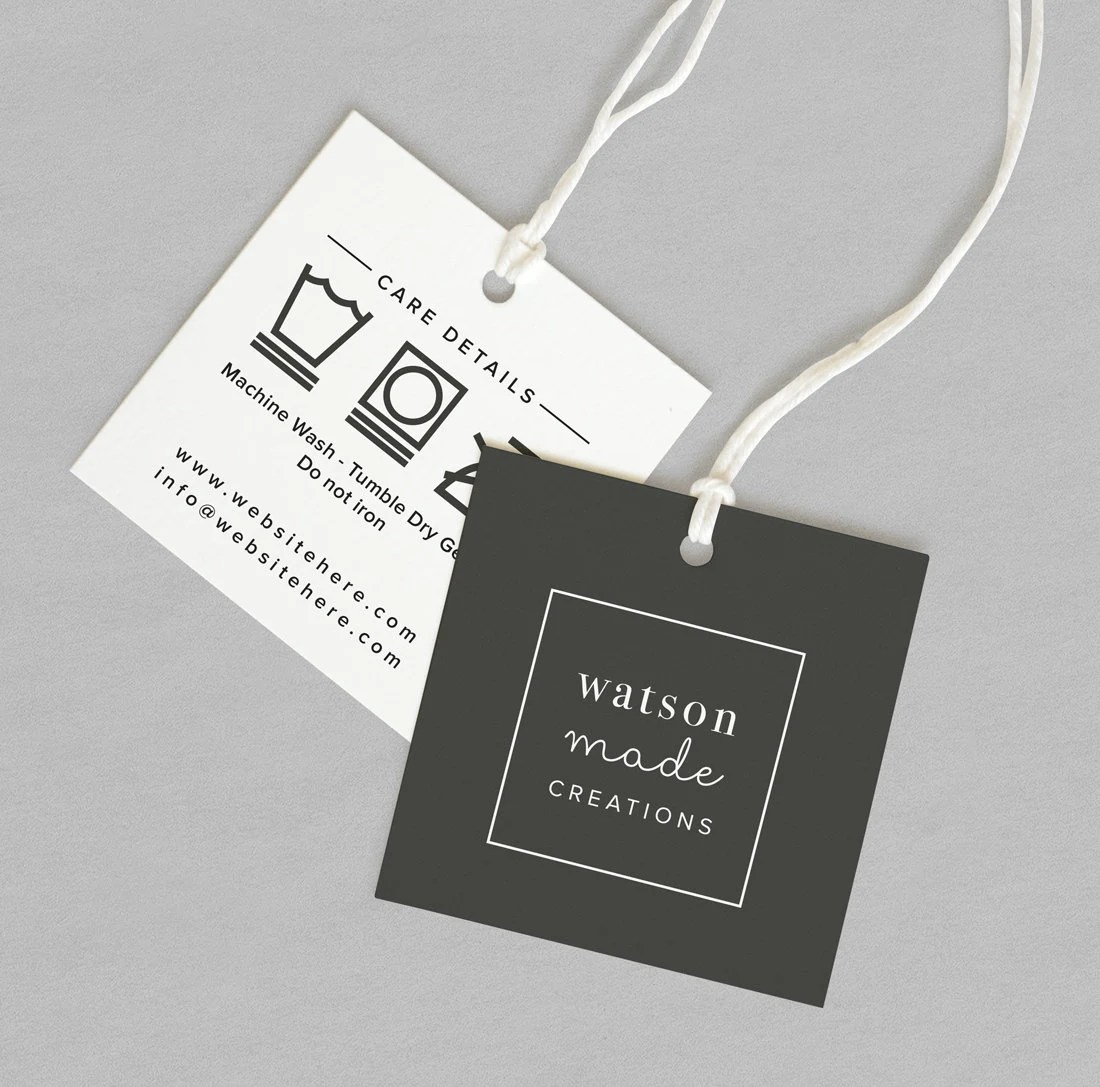 Custom Clothing Labels Custom Clothing Tags Clothing Tags