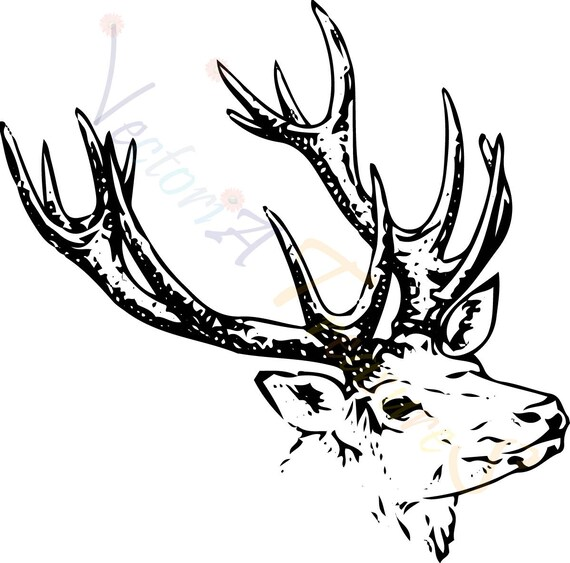 Download deer head svg Deer SVG deer cricut deer head cricut deer