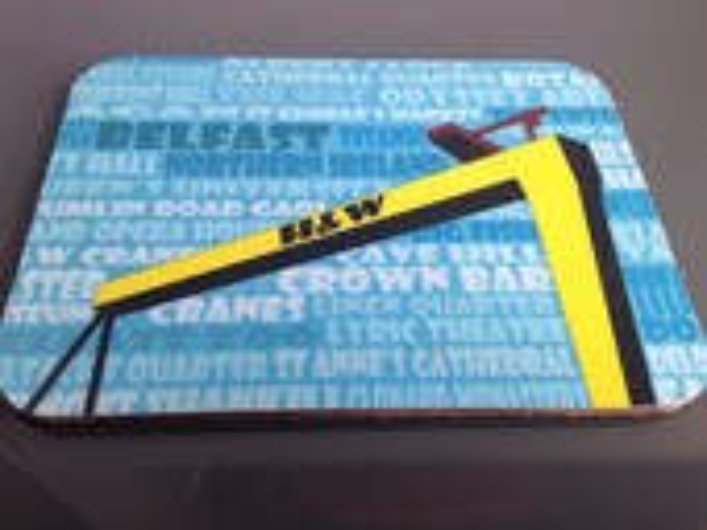 Crane coaster