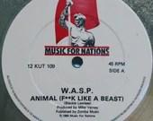 W.A.S.P. Animal Show No M...