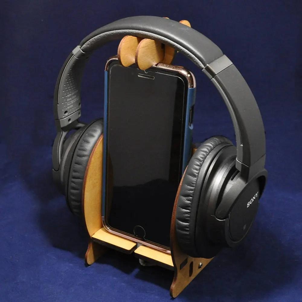 Headphone Holder: Mobile ...