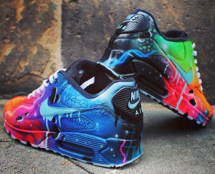 Custom Nikes