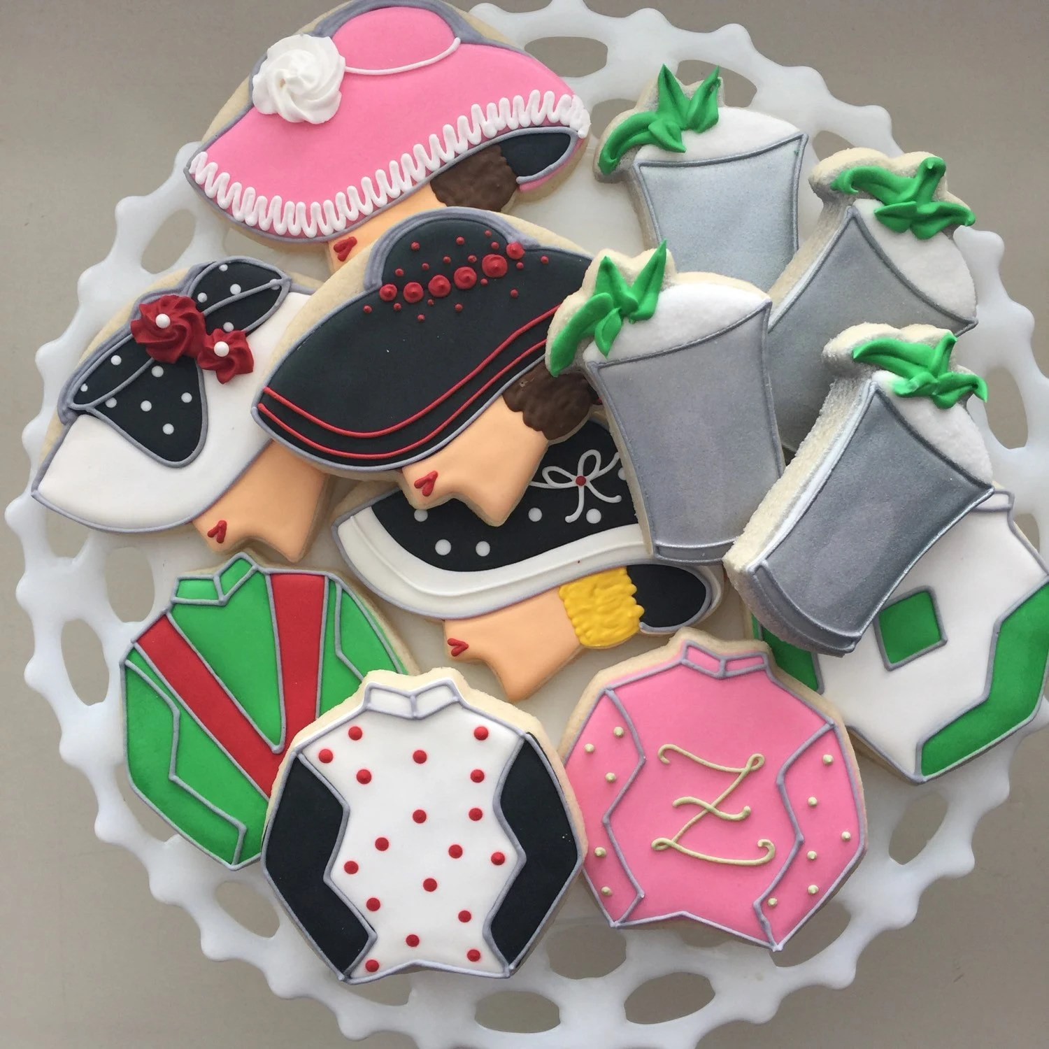 Kentucky Derby Favor Derby Party FavorDerby Cookie Favors
