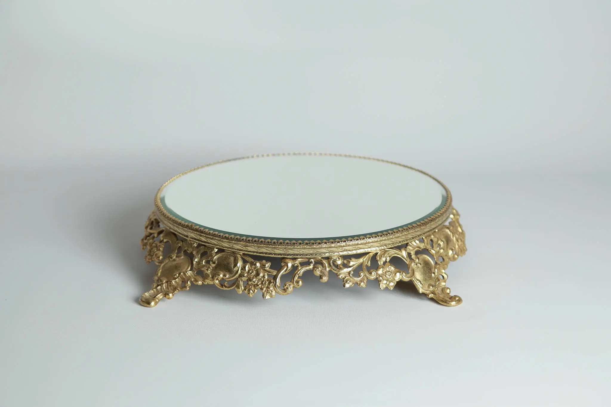 Sold--pending Sale For Ashley. Vintage Gilt Gold Mirrored