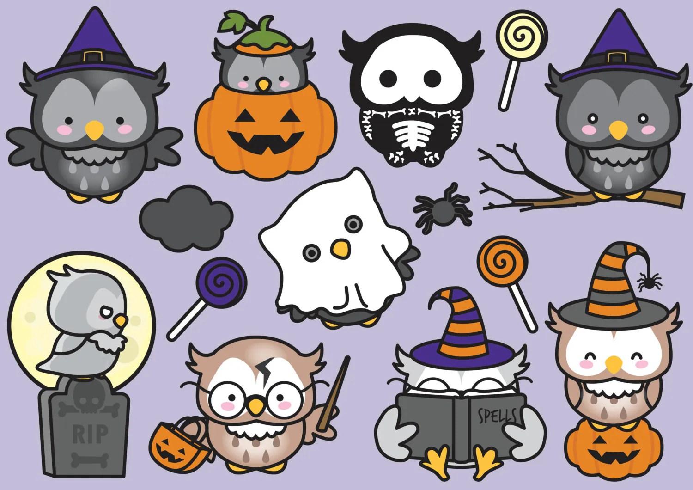 Pin by Jackie R on Halloween Kawaii halloween, Halloween
