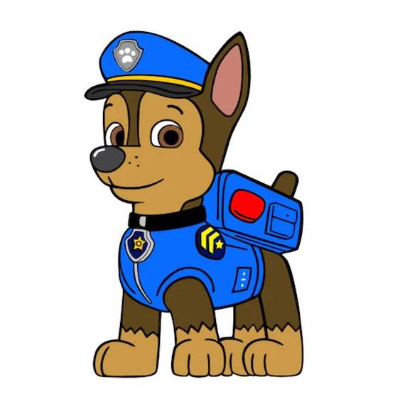 Paw Patrol Svg Files Free
