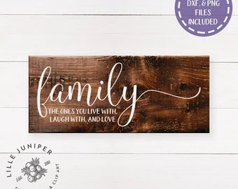Download Family Live Laugh Love Vinyl Wall Decor Decal Sticker