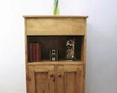 cabinet, book shelf, side...