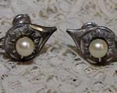Vintage Sterling Silver D...