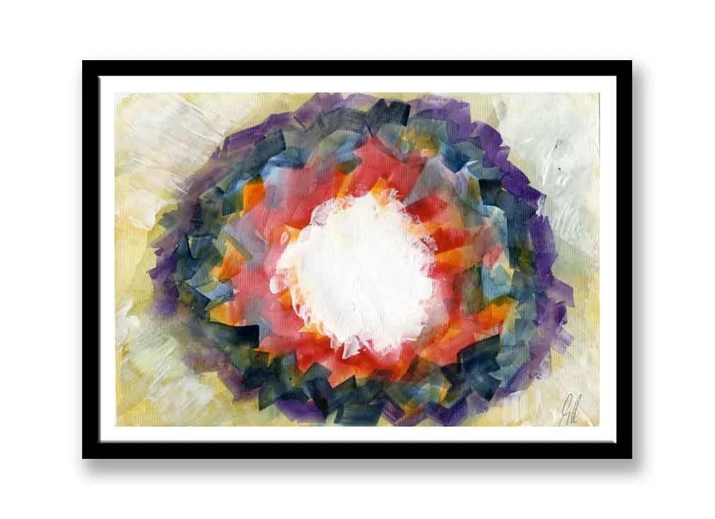 Original Watercolor Paint...