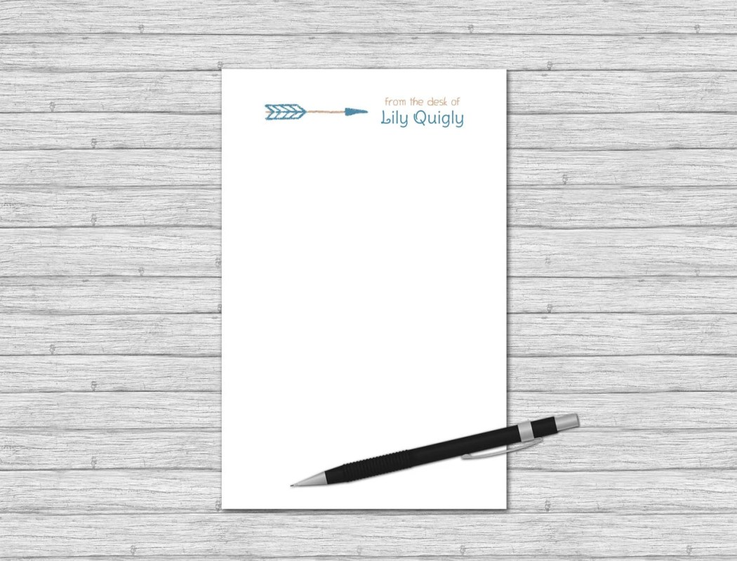 Personalized Notepad - FO...