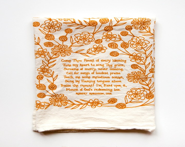 Hymn Tea Towel Come Thou ...