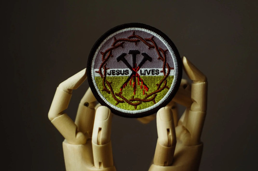 Crown of Thorns Patch   S...