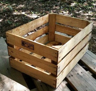 rustic crates on Etsy