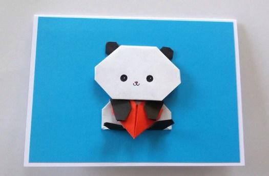Origami Birthday Card For Boyfriend Origami Tutorial Lets Make It