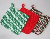 Crochet potholder PDF Pat...
