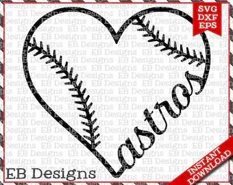 Download Astros baseball | Etsy
