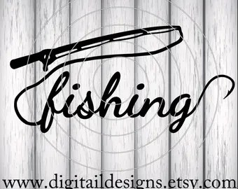 Download Fishing Love SVG png fcm eps dxf ai Cut File