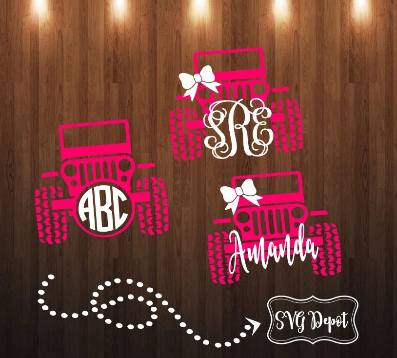 Download Monograms svg svg file svg dxf file cricut design space