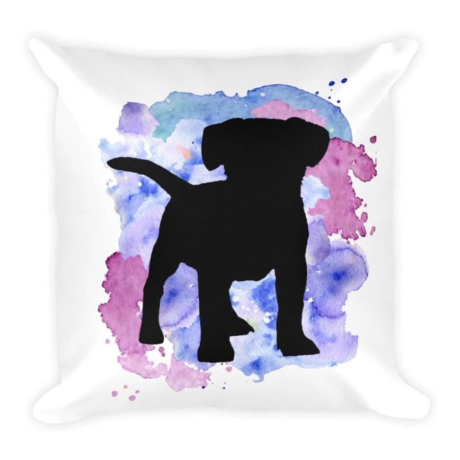 Puppy Throw Pillow, Pet D...