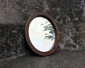 Silvered Oval -- Beautifu...