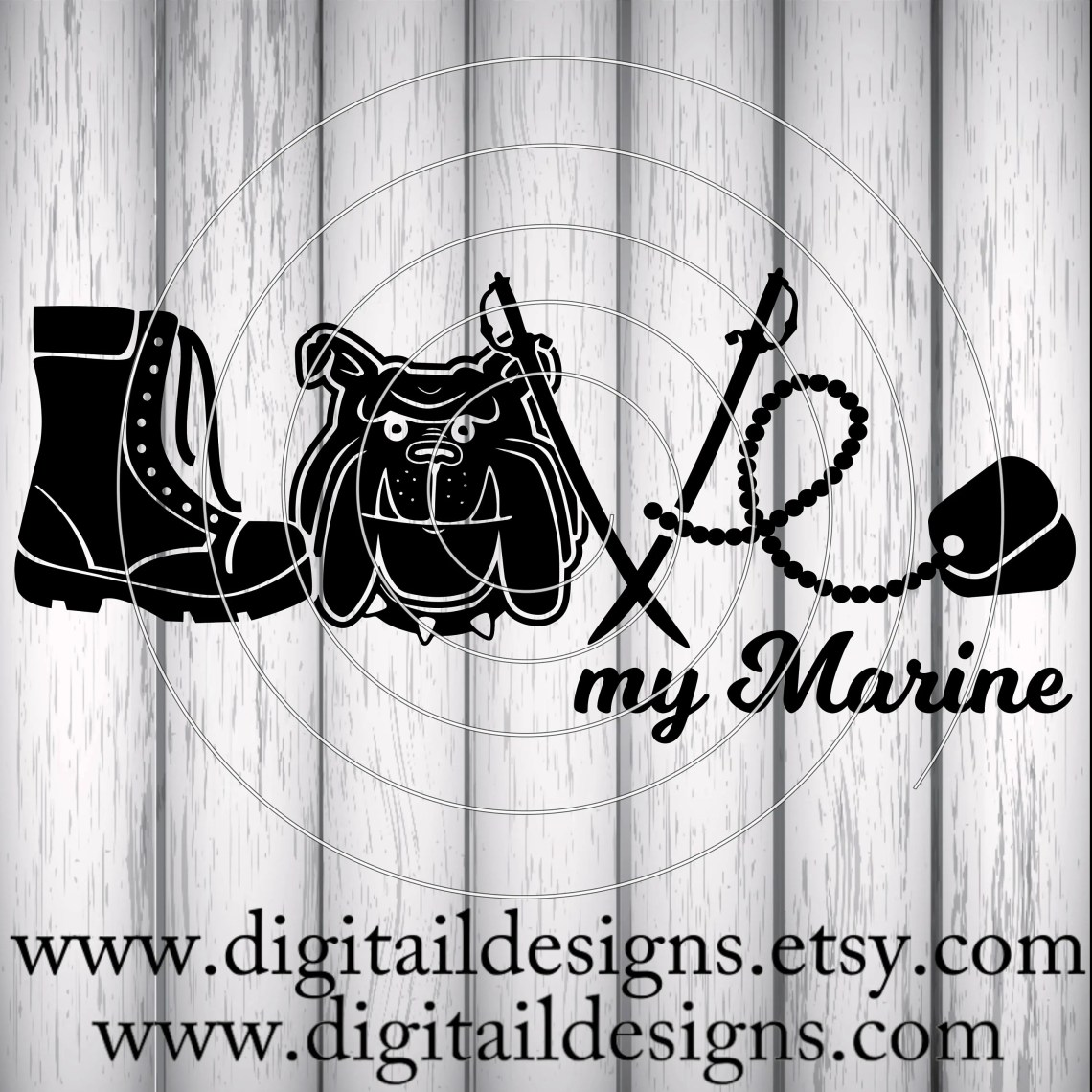 Download Love Military SVG png dxf eps ai fcm Cut File
