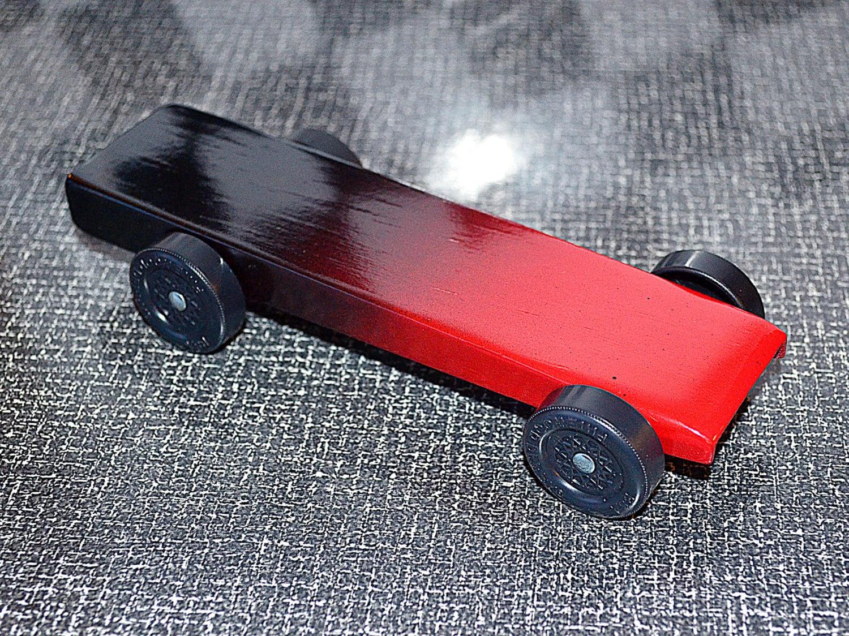 Custome Fade Pinewood Derby Car Or Awana Grand Prix Pine Car